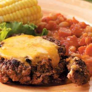 Southwestern skillet burgers :) easy fast and yummy