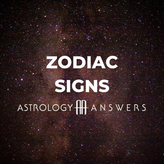 The Zodiac Signs  Board