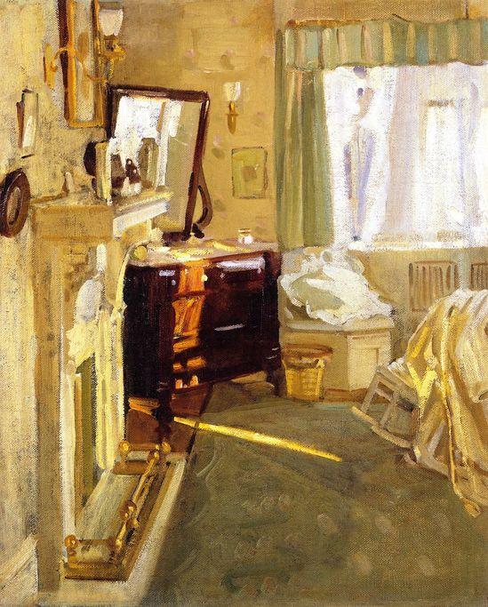 Interior (Helen Galloway McNicoll - )