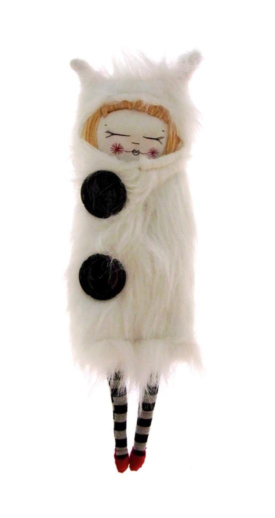 Fur coat Girl