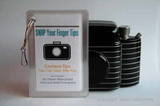 Snap Your Finger Tips - Camera Tips You Can Take With You - photography hints help tricks how