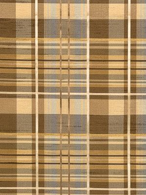 Fabricut Fabrics Cerebus-Mineral $46.99 per yard #interiors #decor #plaidfabric