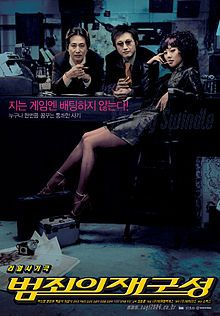 "The Big Swindle    ""Possibly the most ingeniously scripted Korean film of the year, The Big Swindle richly deserved its enthusiastic support from domestic viewers and kudos from critics. It is highly recommended to anyone looking for Korean films that break away from the stereotypical molds of weepy melodramas, haughty arthouse hits and ""extreme"" exotica drenched in sex and violence."" Kyu Hyun Kim"