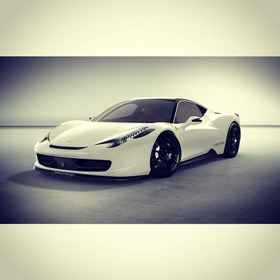 Like if you would buy this car if you had the money :) #Ferrari458