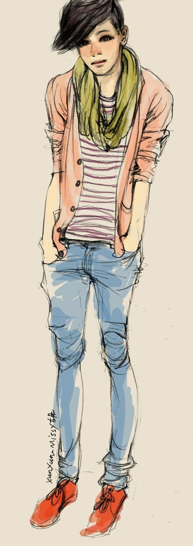? #fashion #illustration ?