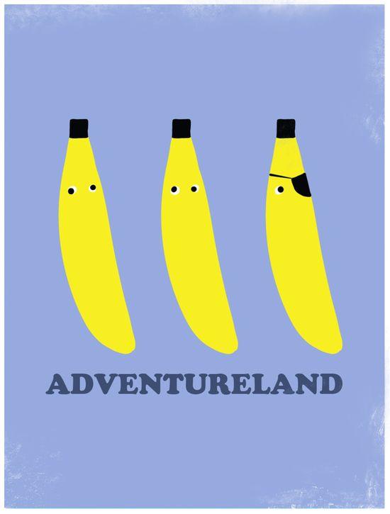 Adventureland - movie poster