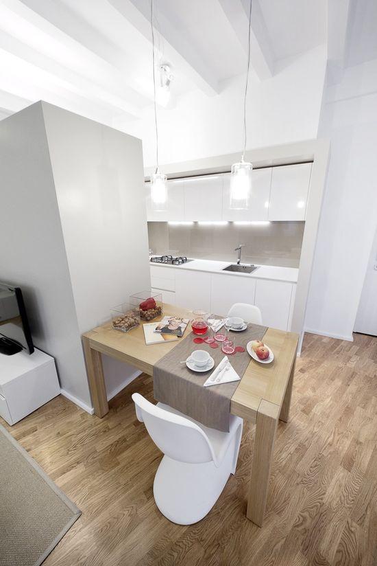 Modern Small Apartment