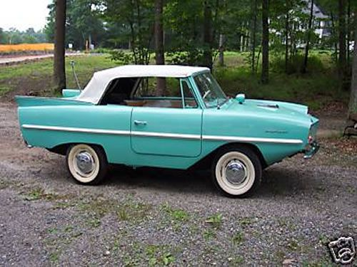 amphicars - Google Search