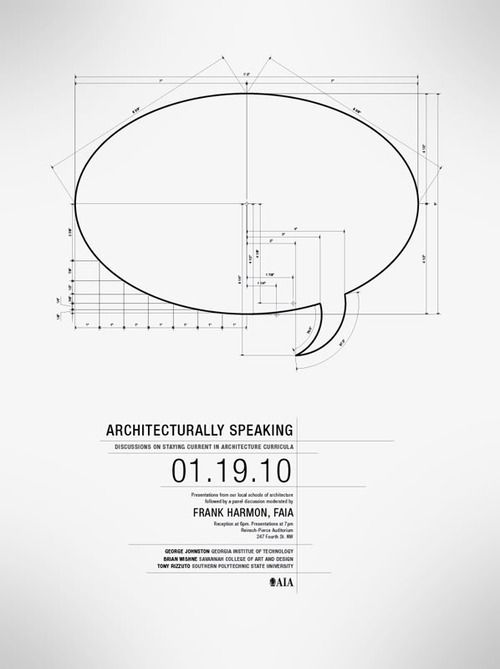 architecturally speaking
