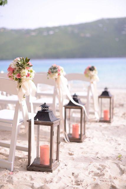 Beach Wedding Theme - Voltaire Weddings