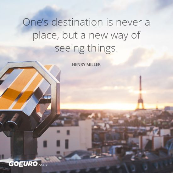 Amazing TRAVEL QUOTES GET INSPIRED