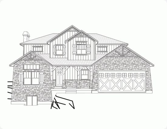 Walker Home Design: Katelyn Plan