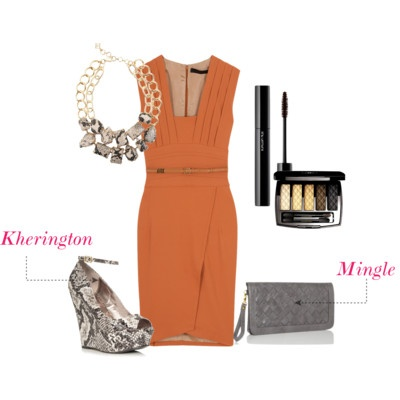 Mingle clutch #handbags