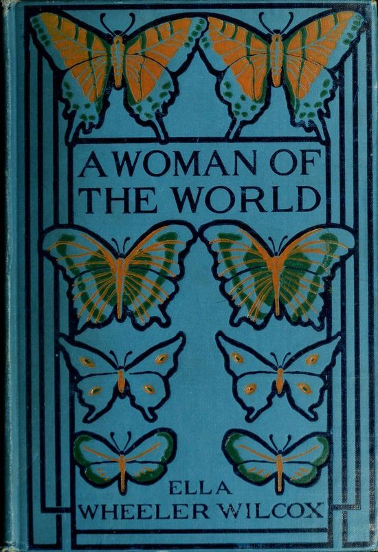 #vintage #book #cover #butterflies