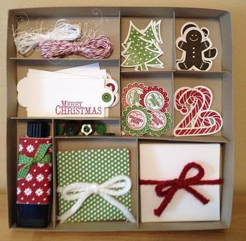Christmas Gift Tag Kit