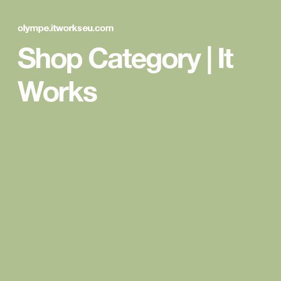 Shop Category   It W