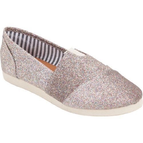 SODA Object Glitter Girls Shoes