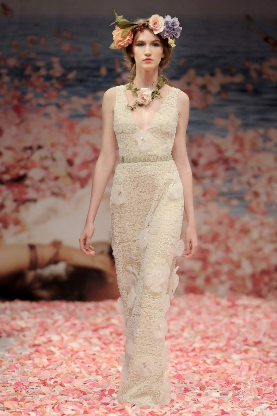 Spring 2013 Bridal Collection by clairepettibone.com