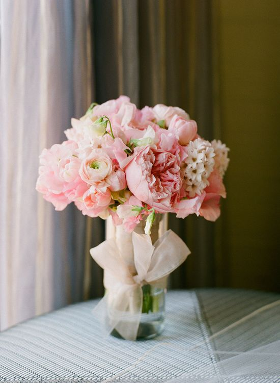 pretty in #pink #bouquet