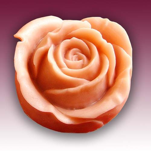 Silicone Handmade Soap Mold Chocolate Mold Craft Flower