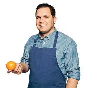 Cut citrus lengthwise (end to end) to get 10% to 15% more juice. Find more secrets from the Cooking Light Test Kitchen.