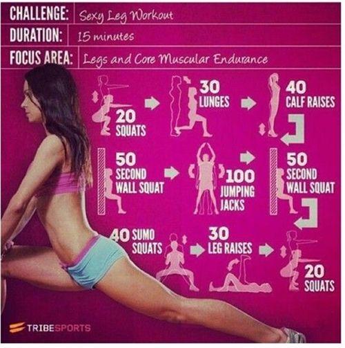 Thunder Thigh Workout