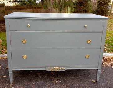 Hand Painted Vintage Dressers traditional dressers chests and bedroom armoires