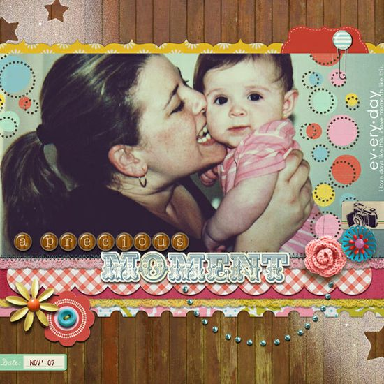 scrapbook page ;-)