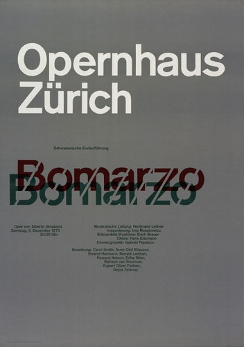 Swiss Graphic Design by Josef Müller-Brockmann