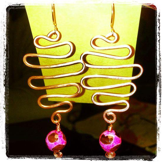 Handmade earrings email mailto:royallexig...