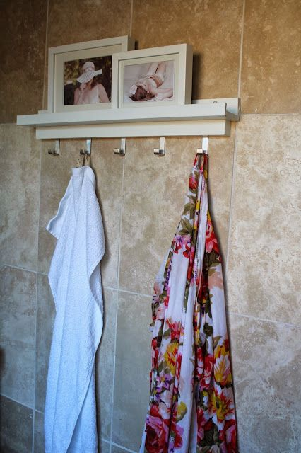 The Mrs Makes: {Metally Decorating} Bathroom Decor