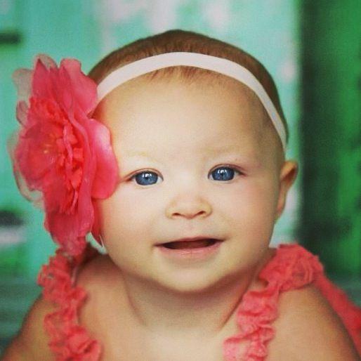 Baby girl photography - lavita imagery