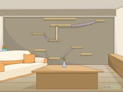 Cat Shelves  Board