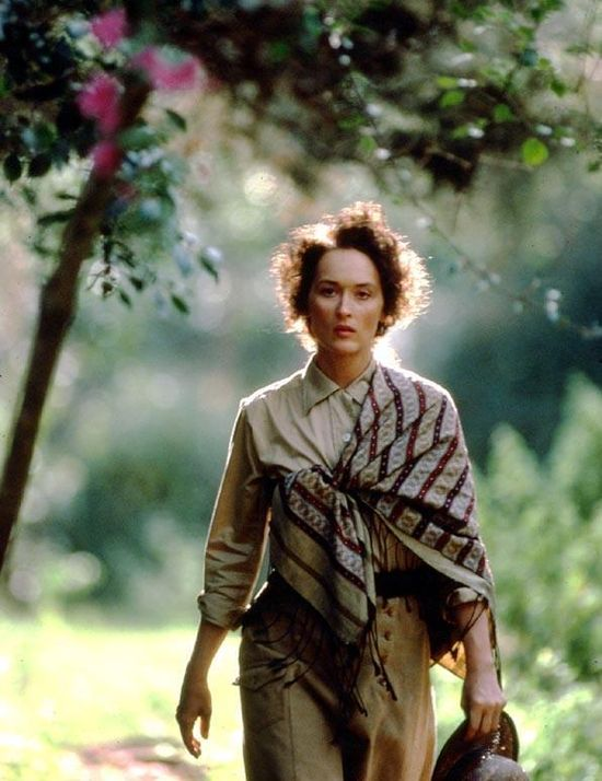 Out of Africa...One of MY Favorite Movies
