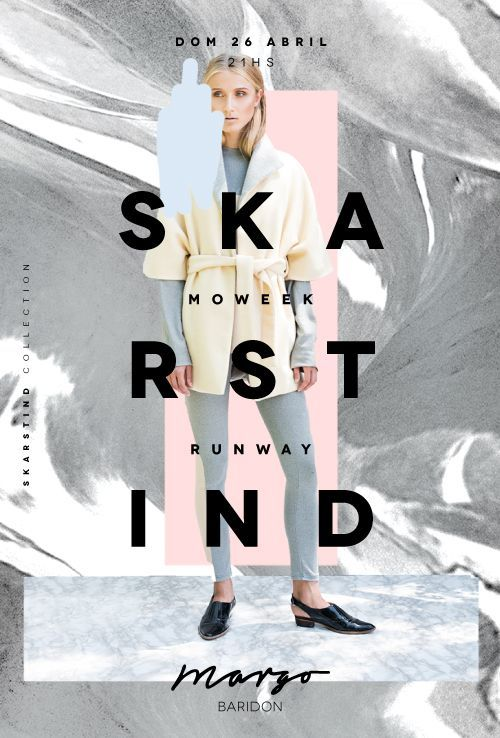 Grel Creative design + Freelance tips (helloiamgrel) en Pinterest - fashion poster design