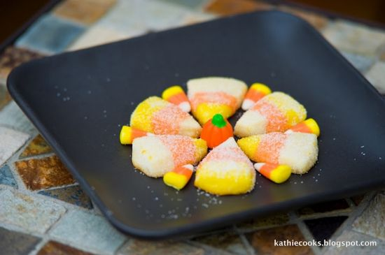 Candy Corn Sugar Cookies — 36 Things to Do with Candy Corn
