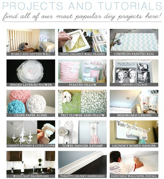 Home DIY projects and tutorials - The House of Smiths #homeDIYprojects #houseofsmiths