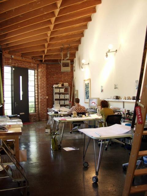 A design office
