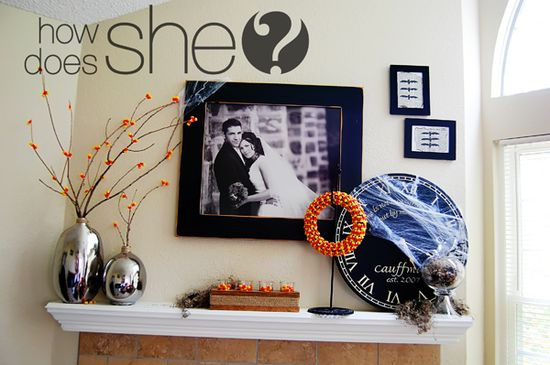 Halloween Decor Ideas and Easy DIY projects!   howdoesshe.com
