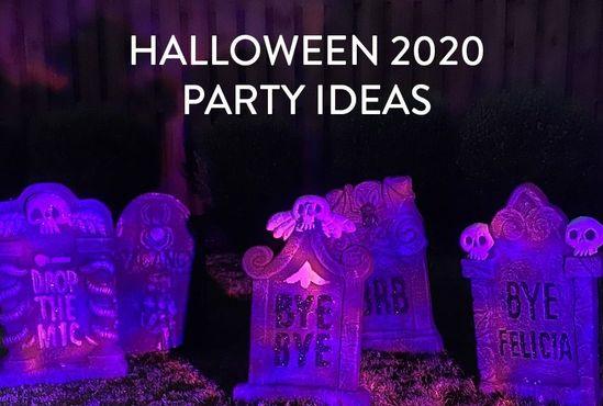 HALLOWEEN PARTY IDEAS - 2020 - Vicky Barone