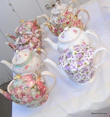 love teapots