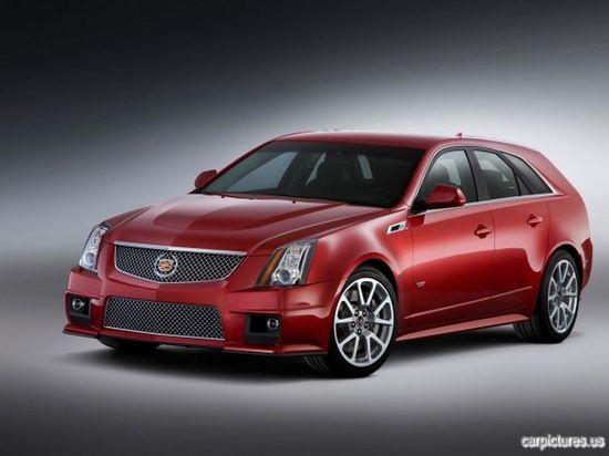 #2013 #Cadillac CTS-V Sport Wagon