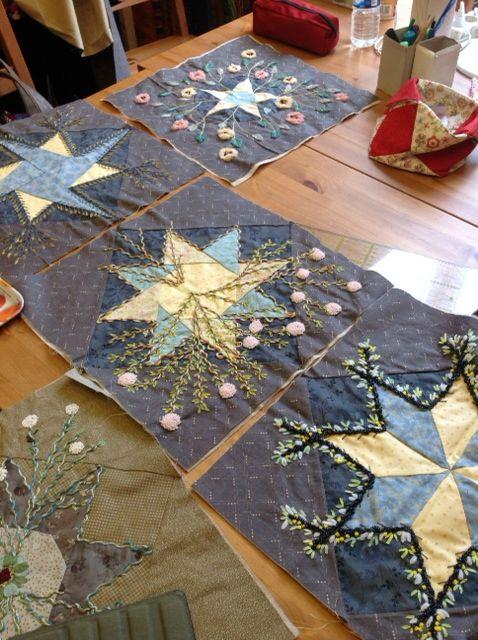 patch étoiles