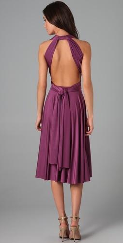 back of dress. Lovely