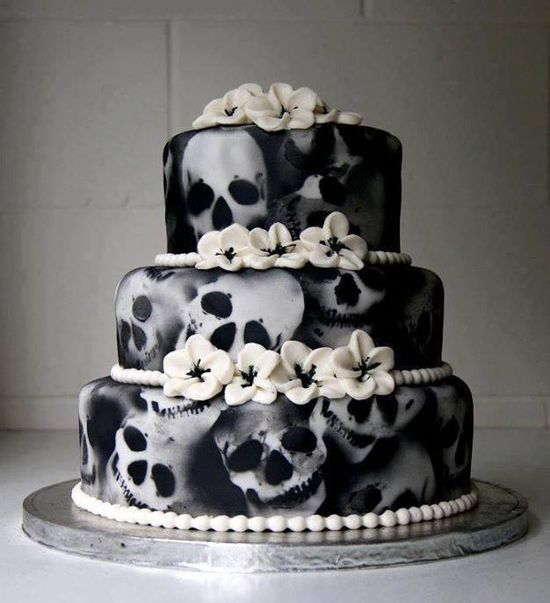 bad ass cake- I wish I had more reasons for spending money on cake....
