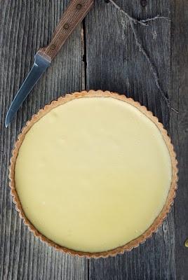 Be smart, have a slice of lemon tart