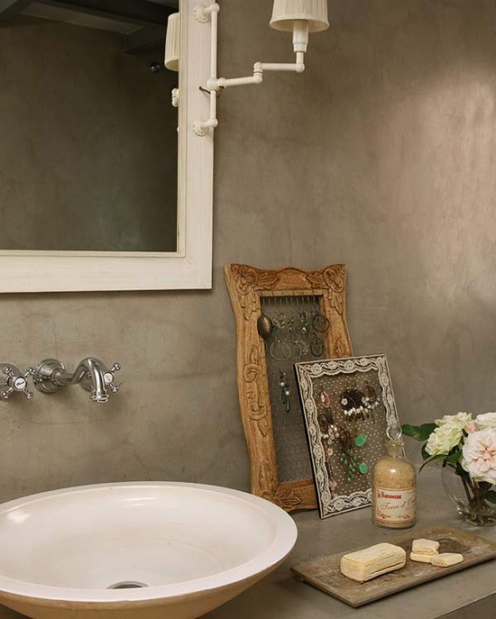 Great Wall for a bathroom !!