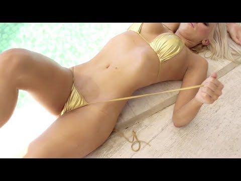 Great Video of Some Super Hot Models in Bikinis and Lingerie