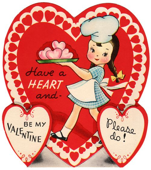 Have a Heart and Be My Valentine