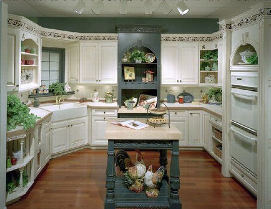 Applying 16 Bright Kitchen Paint Colors: Kitchen Stuffs: Spray Paint Kitchen Cabinets In One